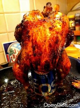 大不列顛啤酒烤雞