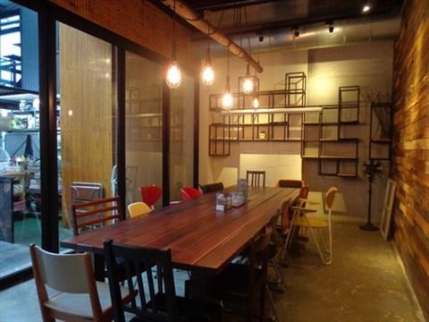 餐廳 臺南 鹽埕區 睦工場咖啡館 食評 結合工業風的咖啡館,mars睦工場