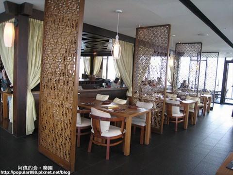 泰式皇家主题式餐厅的食评