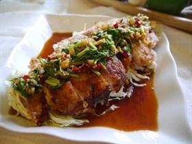 泰式椒麻雞(無油炸版)