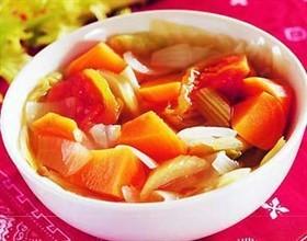 蔬菜瘦身湯