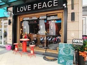 Love . x . Peace Café
