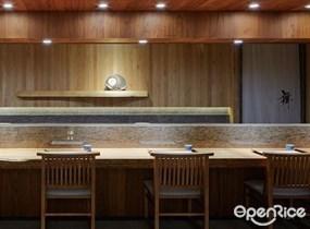 宜蘭力麗威斯汀度假酒店-舞 日本料理