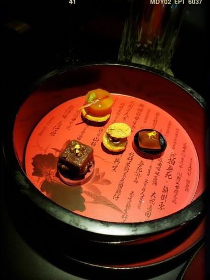 中式甜品錦盒