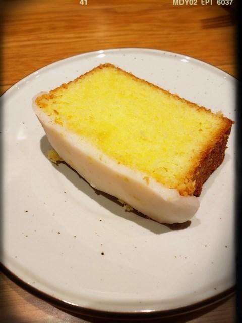 檸檬糖霜磅蛋糕(NT 70)